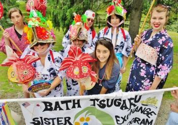 2015 Bath Heritage Days Parade