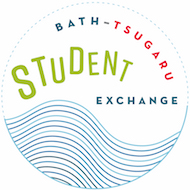 Bath Tsugaru Student Exchange logo